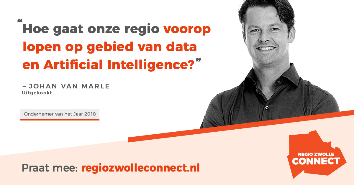 Regio Zwolle Connect Facebook Post